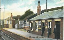 More details for horsehay near dawley. great western railway station # 14 in e.w.hassall series.