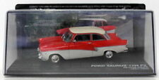 Eaglemoss 1/43 Scale P21957 - 1957-59 Ford Taunus 17M P2 De Luxe Coupe Red White