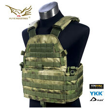 FLYYE LT6094 Hunting Plate Carrier Vest Airsoft Molle 1000D CORDURA M025-ATFG