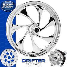 """RC Drifter Motorcycle Wheel Yamaha Roadstar V-Star Roadliner Stratoliner  21"""""""