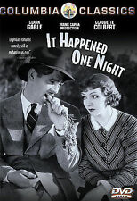 It Happened One Night (Dvd, 1999, Closed Caption Multiple Languages)