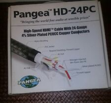 Pangea Audio HD-24PC High Speed HDMI Cable 4% Silver Plate (1 Meter)
