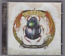 Thirteen - Degraded Jazz Tones. CD Album