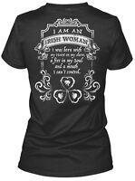 Irish Woman Gildan Women's Tee T-Shirt