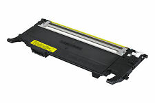Cartuchos de tóner de impresora amarillos Samsung