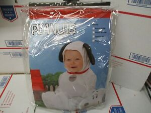 PALAMON PEANUTS SNOOPY TODDLER COSTUME SIZE 3T-4T NEW FAST / FREE SHIPPING