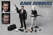 CRAFTONE Bank Robbers - Team Leader Robert De Niro Premium Ver 1/6 Figure