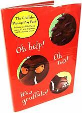 El Gruffalo Libro Pop up juego imaginativo Pack Limitado Nuevo en Sellado de Etiqueta de Regalo