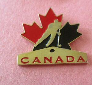 Team Canada Logo New Lapel Pin
