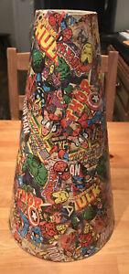 "Marvel Avengers Superhero Lampshade 12"" Tall"
