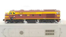 Auscision NSWGR 421 Diesel  #42103 Indian Red with Red lining  DCC Ready, HO