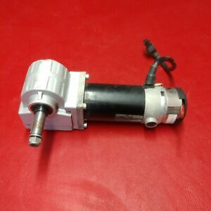 Merits P320 = LEFT MOTOR Gearbox Assembly
