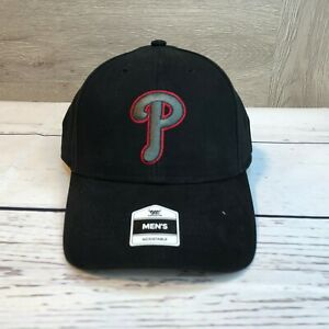 MLB Genuine Merchandise Mens One Size Philadelphia Phillies Ball Cap Adjustable