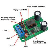 24V/12V To 5V/5A 25W DC-DC Buck  Step Down Power Supply Module Power Converter
