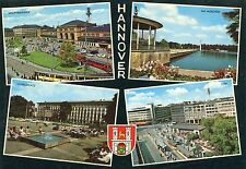 Alte Postkarte - Hannover