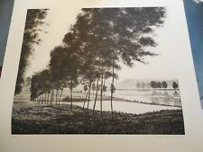 "April Gornik ""Loire"" Hand Signed & Numbered Beautiful Etching !!!!"