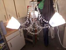 Design Deckenleuchte Kristall Kronleuchter Deckenlampe Lampe Lüster