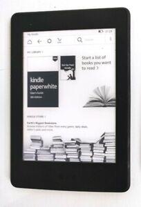 Amazon Kindle PaperWhite DP75SDI E-Reader 2GB WIFI 6in Black
