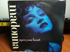 "Madonna ""Open Up Your Heart"" Classic Hit Oz PS 7"""