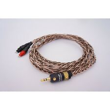 NEW Whiplash Audio TWag & TWcu v3 Sennheiser replacement upgrade cable HD650