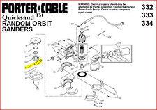 2 Drive BELTS for DELTA  Random Orbit Sander, part No. 903373.     2 new belts