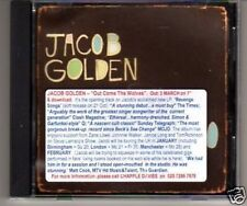 (F537) Jacob Golden, Out Come the Wolves - DJ CD