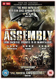 Assembly (DVD, 2009).brand new and sealed.