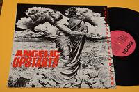 ANGELIC UPSTARTS LP LAST TANGO IN MOSKOW TOP PUNK 1°ST ORIG UK 1989 EX+