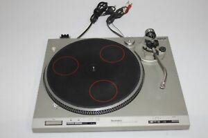 Technics SL-D202 Direct Drive Automatic Turntable - Description Plattenspieler