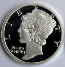 Mercury Dime 1/10 oz Silver Bullion Coin