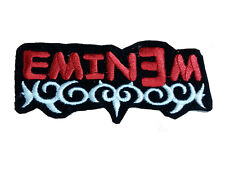 EMINEM Embroidered Iron On or Sew On Patch UK SELLER Patches