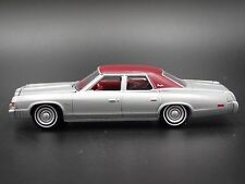 1977 Dodge Royal Monaco 4 FOUR DOOR 1/64 LIMITED COLLECTIBLE DIECAST MODEL CAR