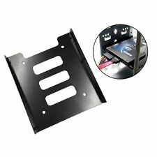 2.5 Inch To 3.5 Inch SSD HDD Adapter Rack Hard Drive SSD Mounting Bracket AL