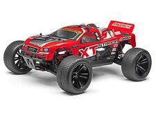 Modellini di auto e moto radiocomandati camion rosso