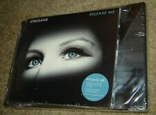 BARBRA STREISAND Release Me 2012 CD with Limited Edition Bonus DVD, NEW,SEALED