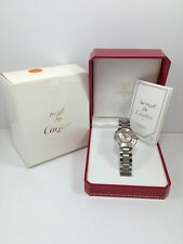 Cartier Must de Cartier 21 Stainless Steel 31mm Watch
