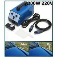 220V Electromagnetic Induction Heater Removing Paintless Dent Repair Tool -Blue