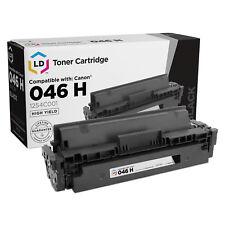 LD Compatible Canon 046H / 1254C001 High Yield Black Toner Cartridge