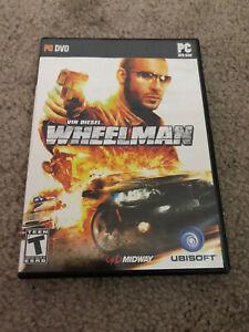 Wheelman (PC, 2009)