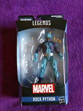 Marvel Legends Rock Python action figure (No BAF Hulk piece)