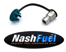WEH 3600 PSI CNG QUICK CONNECT FUEL FAST FILL NOZZLE NGV1 STAINLESS LB36 STYLE