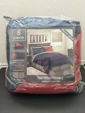 8 Piece Fairfield Square Bed In A Bag