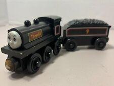 Thomas the Train & Friends DONALD w/ TENDER Wooden Railway Tank Engine
