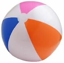 "(6) MINI BEACH BALLS  6"" Pool Party Beachball - NEW!!! #AA16 Free Shipping"