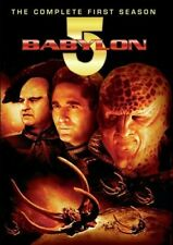 Babylon 5: The Complete First Season [New DVD] Boxed Set, Subtitled, A
