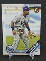 Wander Franco 2019 Bowman Draft BD93 Rookie RC MLB #1 Prospect Tampa Bay Rays