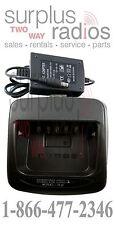 Rapid Charger for Kenwood Radios Ksc-32 Nx200 Nx300 Tk2180 Tk3180 Tk5210 Nx410