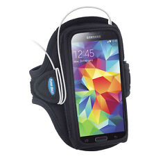 Tunebelt AB90 Sport Armband For Samsung Galaxy S5, HTC One M8, S4 Active NEW
