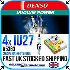 4 x DENSO IRIDIUM PLUGS *SALE* IU27 FOR KAWASAKI,ZR750 K6F (Z750s) 750