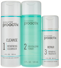 Proactiv 3pc 60 day Kit Proactive -SINGLE SHIPMENT